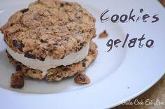 Fare i gelati biscotto in casa? Possibile in poche, semplicissime mosse! I cookies gelato vi sorprenderanno!