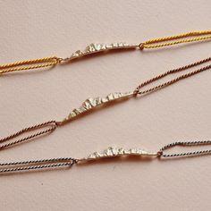 Silk Mountain Bracelet, 'caus I'm moving to the mountains
