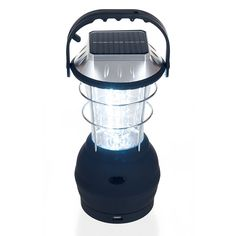 Whetstone 36 LED Solar and Dynamo Powered Camping Lantern, Black/Silver >>> This is an Amazon Affiliate link. You can find out more details at the link of the image.