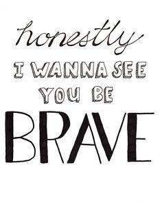 Sara Bareilles, Brave.