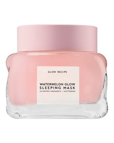 The Bestselling Beauty Products at Sephora in 2017 - Glow Recipe watermelon glow sleeping mask