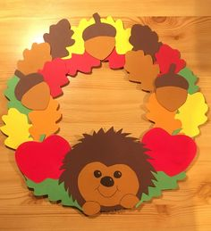 Fall Arts And Crafts, Autumn Crafts, Fall Crafts For Kids, Autumn Art, Kids Crafts, Art For Kids, Diy And Crafts, Christmas Crafts, Paper Crafts