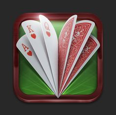 Pokerama Icon app by Joluvian