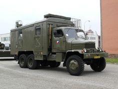 Praga V3S | Staré náklaďáky