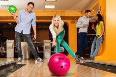 2 Ten Pin Bowling Games for up to 4 - 28 Locations Nationwide!