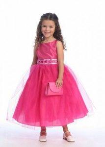 Vestidos Modernos De Niña Color Rosa Vestidos Para Niñas