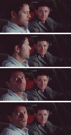 "Dean and Castiel ||| Supernatural 9x06 ""Heaven Can't Wait"" [I can't with this episode... I really can't...]"