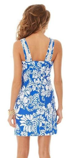 Lilly Pulitzer Marianne Shift Dress