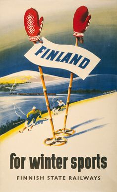 Finland for Winter Sports