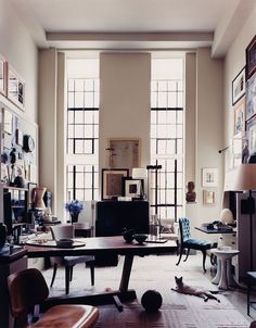 HOME OFFICES TO MAKE YOU HAPPY – Abigail Ahern Blog