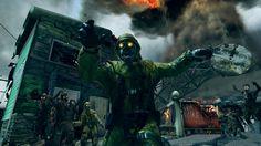 FPS Zombie Survival Mode.
