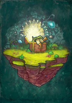#zelda #gaming #treasure
