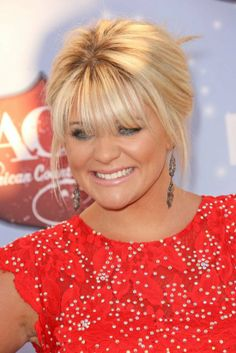 Lauren Alaina attending the American Country Awards 2013