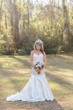 Gorgeous Columbia Sc Bridal Portrait At The Millstone Adam S Pond Winter With