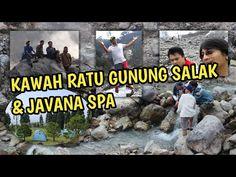 Rekreasi Ke Kawah Ratu Gunung Salak Dan Javana Spa - YouTube Dan, Channel, Youtube, Youtubers