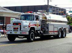 Erma Fire Co. Tanker