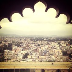 Panoramic view, Udaipur
