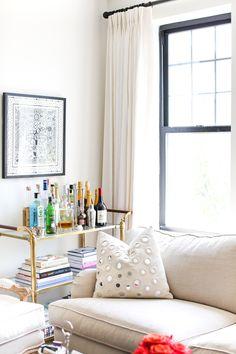West Village apartment.