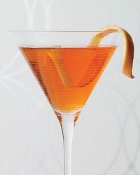 Division Bell 1 ounce mezcal 3/4 ounce Aperol (bitter orange Italian aperitif) 1/2 ounce maraschino liqueur 3/4 ounce fresh lime juice 1 grapefruit twist, preferably spiral-cut, for garnish