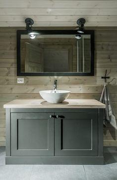 Cabin Fever, Sink, Vanity, House Design, Bathroom, Inspiration, Home Decor, House, Sink Tops