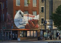 25 Street Artists From Around The World Who Are Shaking Up Public Art