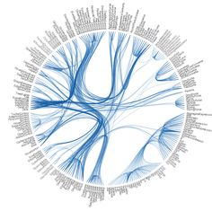 Circular network chart in qlikview | Qlik Community