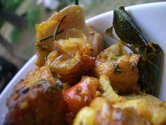 Les Cuisines de Garance: Filet mignon de porc à l'Indonésienne
