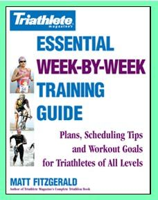 42 detailed Triathlon training plans for every racer type by Matt Fitzgerald