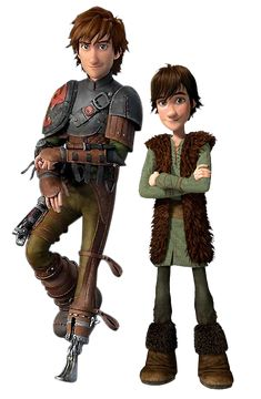 Hiccup how to train your dragon.  Just have to! #simplybecause