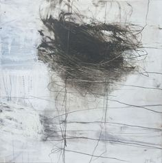 Abstract painters Rebecca Crowell and Jeri Ledbetter in a joint exhibition of their art at Thomas Deans Fine Art, Atlanta