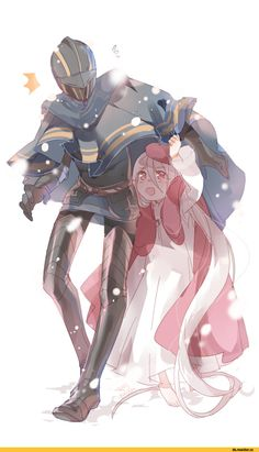 Sir Vilhelm,DSIII персонажи,Dark Souls 3,Dark Souls,фэндомы,painter girl