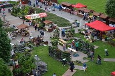 Farmers Market - 'Kulatak' Prague, Farmers Market, Dolores Park, Urban, Travel, Viajes, Destinations, Traveling, Trips
