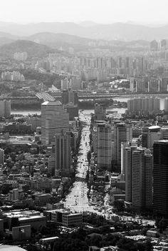 도시 - city of Korea