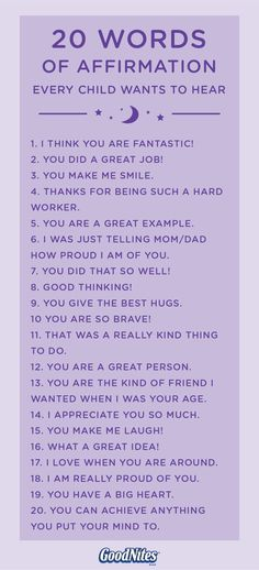 If your child is a frequent bedwetter, then this collection of words of affirmation could go a long way in boosting his self esteem. Let your kid know that nighttime bedwetting isn't something that he can control and that he'll grow out of it eventually. Affirmations For Kids, Positive Affirmations, Self Esteem Affirmations, Positive Phrases, Quotes Positive, Kids And Parenting, Parenting Hacks, Gentle Parenting Quotes, Single Parenting