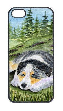 Australian Shepherd Cell Phone Cover IPHONE 5