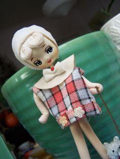 retro bradley cloth doll