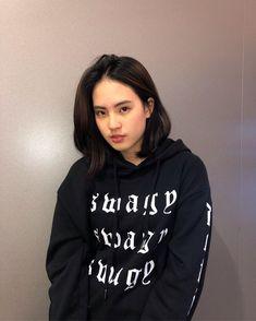Tgirls, Hoodies, Sweatshirts, Ulzzang, Wattpad, Graphic Sweatshirt, Actresses, Female, Sweaters