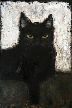 "Saatchi Art Artist Eva Fialka; Painting, ""IGOR"" #art"