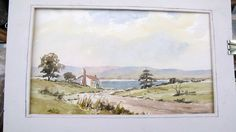 This is Excellent!!! Thank you Alan Owen for WATERCOLOUR PART ONE IN THE HIGHLANDS