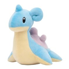 Pokemon Center Original Plush Doll : Laplace Doll [Lapras] – HYPETOKYO