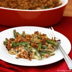 Ultimate Green Bean Casserole