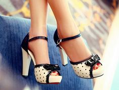 I love these Lolita shoes