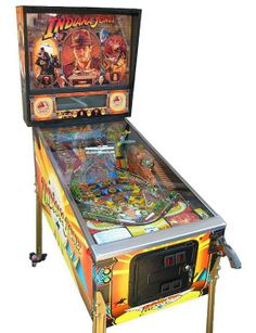 This year make their dreams come true with this classic Indiana Jones pinball game!