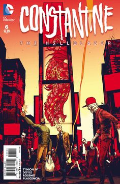 New York, New York it's one HELL of a town! John Constantine returns beaten and broken from his English excursion to find his adopted American home in magical peril. A mysterious plot is building in t