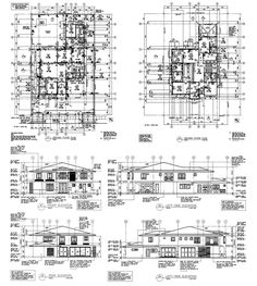 detailed 2-storey residential unit floor plan with elevations