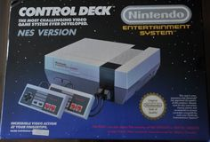 Nintendo Entertainment System Console -Making kids black out from trying to get the games to work. If you had one you know what I'm talking about.