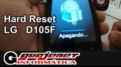 Hard Reset Celular LG L20 - Restaurar configurações de fábrica
