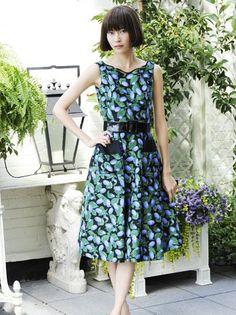 Summer Dresses 2013- From New York Fashion Week