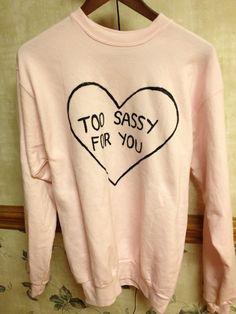 need this shirt! :*