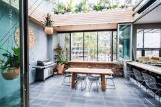 The Block Glasshouse: Terrace week!